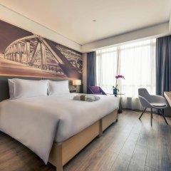 Отель Mercure Shanghai Hongqiao Airport комната для гостей фото 2