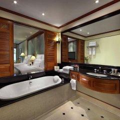 Отель JW Marriott Phuket Resort & Spa Таиланд, Пхукет - 1 отзыв об отеле, цены и фото номеров - забронировать отель JW Marriott Phuket Resort & Spa онлайн ванная