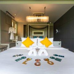 Отель Foto Hotel Таиланд, Пхукет - 12 отзывов об отеле, цены и фото номеров - забронировать отель Foto Hotel онлайн комната для гостей фото 4