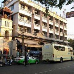 Отель Sawasdee Khaosan Inn Бангкок городской автобус