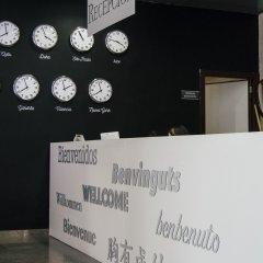 Отель Residencia La Petxina Испания, Валенсия - отзывы, цены и фото номеров - забронировать отель Residencia La Petxina онлайн интерьер отеля фото 3