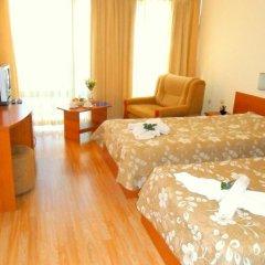 Отель Fors Болгария, Бургас - отзывы, цены и фото номеров - забронировать отель Fors онлайн комната для гостей фото 2