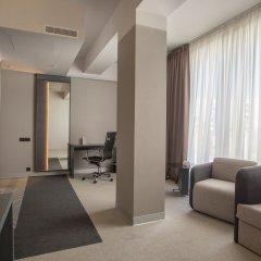 Отель Four Elements Hotels Ekaterinburg Екатеринбург комната для гостей фото 5