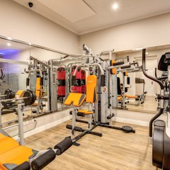 Hotel 87 Eighty-Seven фитнесс-зал