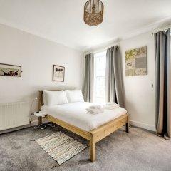 Отель Spacious 2BR Home in New Town Великобритания, Эдинбург - отзывы, цены и фото номеров - забронировать отель Spacious 2BR Home in New Town онлайн комната для гостей фото 5