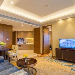 Отель Golden Tulip Suzhou Residence комната для гостей фото 5