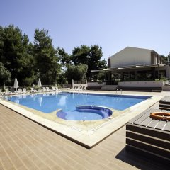 Hotel Simeon бассейн фото 9