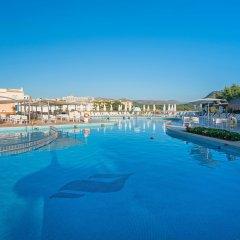 Отель Thb Cala Lliteras Испания, Кала Ратьяда - отзывы, цены и фото номеров - забронировать отель Thb Cala Lliteras онлайн бассейн фото 2