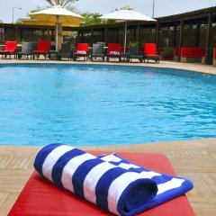 Acacias Hotel in Djibouti, Djibouti from 231$, photos, reviews - zenhotels.com photo 6