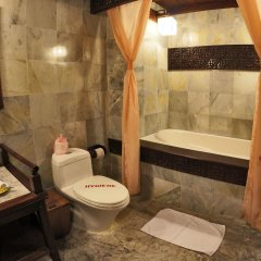 Vinh Hung Heritage Hotel ванная фото 2
