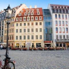 Отель Aparthotel Altes Dresden спортивное сооружение