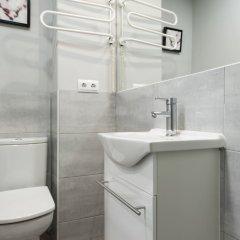 Отель Apartamento Puerta de Toledo VII Испания, Мадрид - отзывы, цены и фото номеров - забронировать отель Apartamento Puerta de Toledo VII онлайн ванная