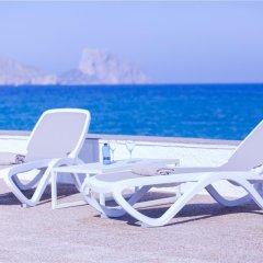 Hotel Cap Negret пляж фото 2