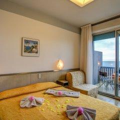 Отель Eurhotel Италия, Римини - отзывы, цены и фото номеров - забронировать отель Eurhotel онлайн комната для гостей фото 2
