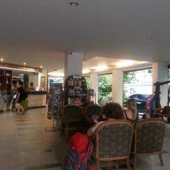 Отель New Siam II питание