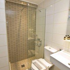 Отель Nafsika Hotel Греция, Родос - отзывы, цены и фото номеров - забронировать отель Nafsika Hotel онлайн ванная фото 3