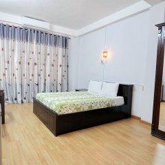 Отель Nha Trang Inn сейф в номере