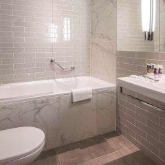 Отель Mercure Poznań Centrum Польша, Познань - 2 отзыва об отеле, цены и фото номеров - забронировать отель Mercure Poznań Centrum онлайн ванная фото 2