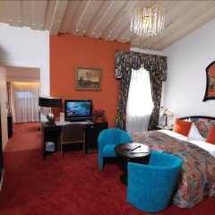 Отель Bergers Sporthotel комната для гостей