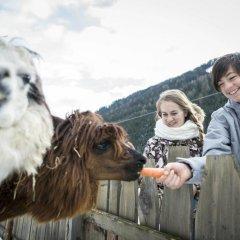 Отель Alphotel Tyrol Рачинес-Ратскингс с домашними животными