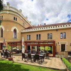 Отель Chateau St. Havel - wellness Hotel Чехия, Прага - отзывы, цены и фото номеров - забронировать отель Chateau St. Havel - wellness Hotel онлайн фото 6