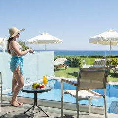 Отель Pernera Beach Протарас балкон