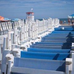 Отель Vienna Ostenda Италия, Римини - 2 отзыва об отеле, цены и фото номеров - забронировать отель Vienna Ostenda онлайн пляж