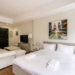 Апартаменты One Perfect Stay - Studio at Al Murad комната для гостей фото 2