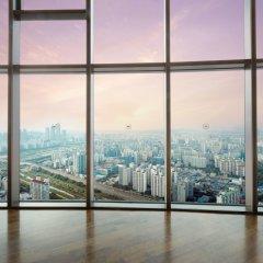 Отель Sheraton Seoul D Cube City Hotel Южная Корея, Сеул - отзывы, цены и фото номеров - забронировать отель Sheraton Seoul D Cube City Hotel онлайн фитнесс-зал фото 3