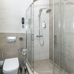 Гостиница Полярис ванная фото 3