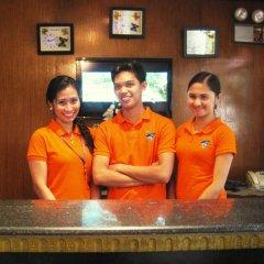 Отель Marco Vincent Dive Resort гостиничный бар
