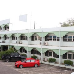 Отель Pure Phuket Residence парковка