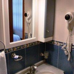 Отель Suites Diez- Eugenio Sue Мехико ванная