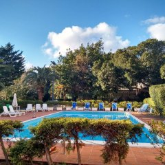 Отель Conchiglia D'oro Италия, Палермо - отзывы, цены и фото номеров - забронировать отель Conchiglia D'oro онлайн бассейн фото 2