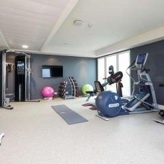 Отель DoubleTree By Hilton London Excel фитнесс-зал