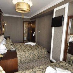 Salinas Istanbul Hotel Турция, Стамбул - 1 отзыв об отеле, цены и фото номеров - забронировать отель Salinas Istanbul Hotel онлайн комната для гостей фото 3