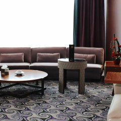 Отель Grand Mogador CITY CENTER - Casablanca Марокко, Касабланка - отзывы, цены и фото номеров - забронировать отель Grand Mogador CITY CENTER - Casablanca онлайн интерьер отеля фото 2