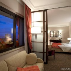 Hotel Regina Margherita комната для гостей