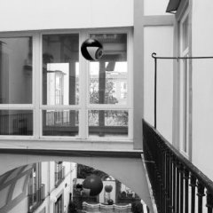 Hotel Piazza Bellini балкон