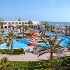 Отель Sentido Djerba Beach - Все включено Тунис, Мидун - 1 отзыв об отеле, цены и фото номеров - забронировать отель Sentido Djerba Beach - Все включено онлайн бассейн