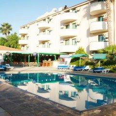 Отель Aparthotel Mandalena Кипр, Протарас - 4 отзыва об отеле, цены и фото номеров - забронировать отель Aparthotel Mandalena онлайн бассейн фото 3
