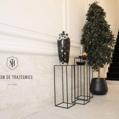 Отель Maison de Trazegnies Antwerp Бельгия, Антверпен - отзывы, цены и фото номеров - забронировать отель Maison de Trazegnies Antwerp онлайн интерьер отеля фото 3