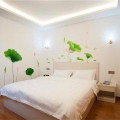 Отель Xiamen Tianhaixuan Holiday Villa Китай, Сямынь - отзывы, цены и фото номеров - забронировать отель Xiamen Tianhaixuan Holiday Villa онлайн комната для гостей фото 3
