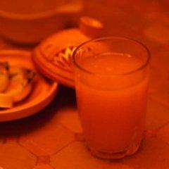 Отель Riad Lapis-lazuli Марракеш питание фото 3