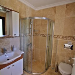 Villa Aprohodite Kalkan Турция, Калкан - отзывы, цены и фото номеров - забронировать отель Villa Aprohodite Kalkan онлайн ванная фото 2
