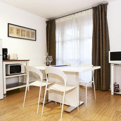 Апартаменты Getinberlin Am Kurfurstendamm Apartment Берлин комната для гостей фото 4
