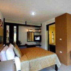 Отель Supsangdao Resort сейф в номере