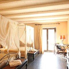 Отель Falconara Charming House & Resort Бутера комната для гостей фото 5