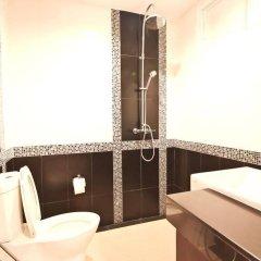 Отель Chalong Mansion ванная