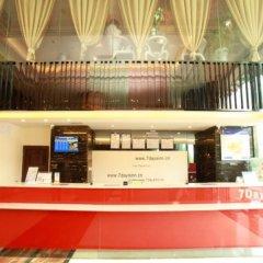 Отель 7 Days Inn Chengdu Chengyu Flyover Metro Station Branch гостиничный бар